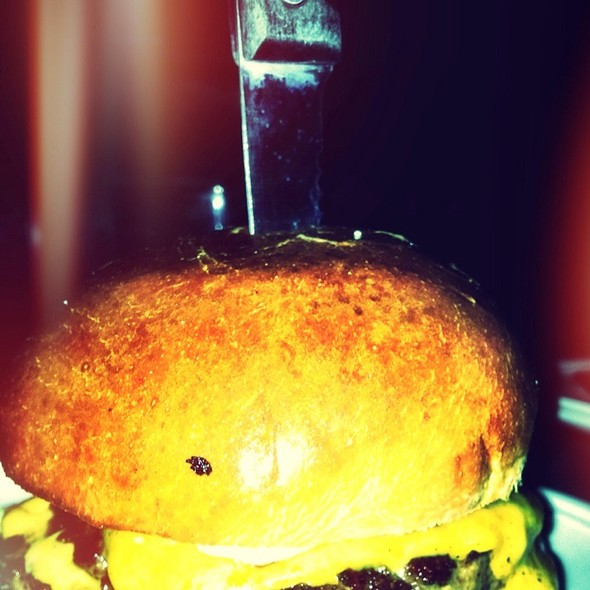 Cheeseburger @ Au Cheval