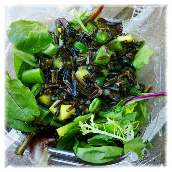 Wild Rice Salad @ Zea May's