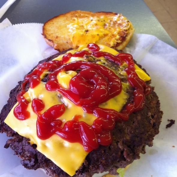 Big C Burger @ Scott's Place