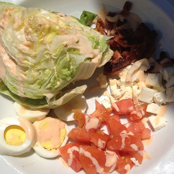 Wedge Salad @ Hemisphere
