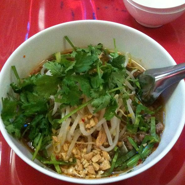 Thai Noodle @ タイ屋台めし モンティー