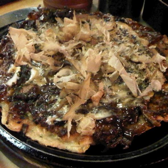 Okonomiyaki @ Okonomi House