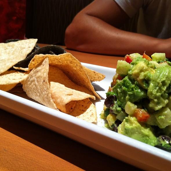 Guacamole and Chips @ California Pizza Kitchen