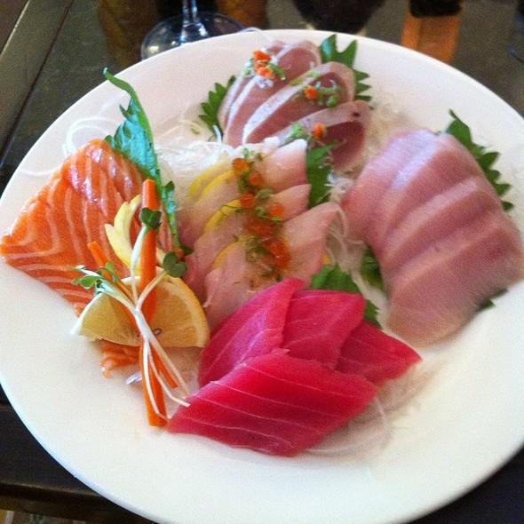 Sashimi Combo - Chef's Choice @ Bai Plu Restaurant & Sushi Bar