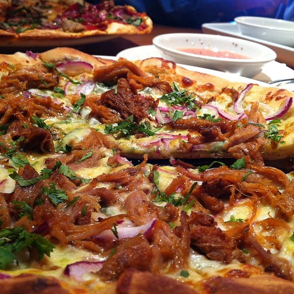 Habanero Carnitas Pizza @ California Pizza Kitchen