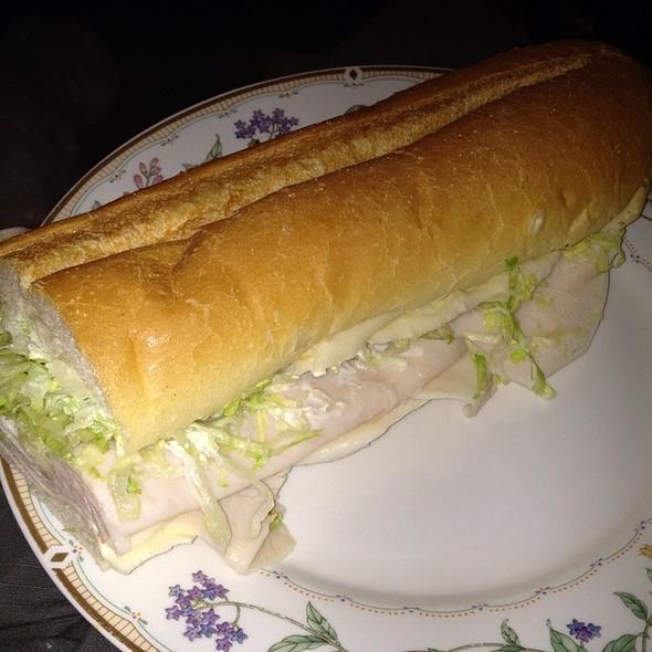 Turkey And Cheese Sub @ Tastee Sub Shop LLC
