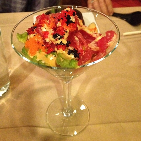 Spicy Tuna Sundae @ UMai