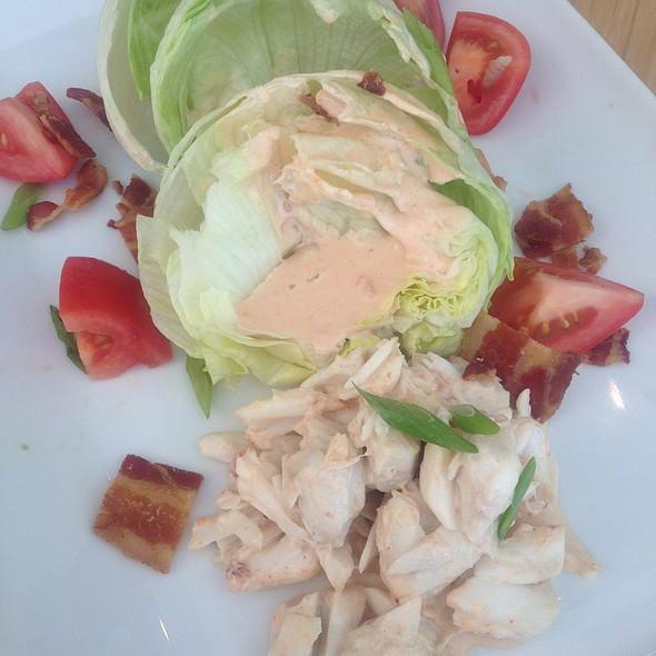 BLTC Wedge Salad - Cava - Renaissance Esmeralda Resort & Spa, Indian Wells, CA