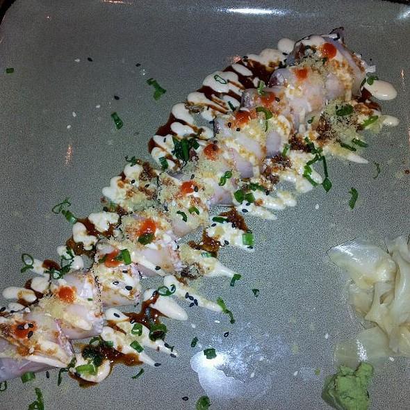 Budda's Belly Roll @ South Seas Asian Cuisine Inc