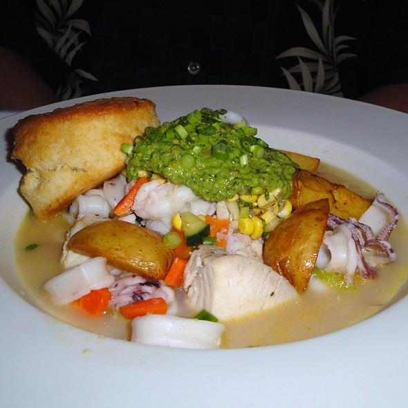 fish stew @ Tinderbox Kitchen