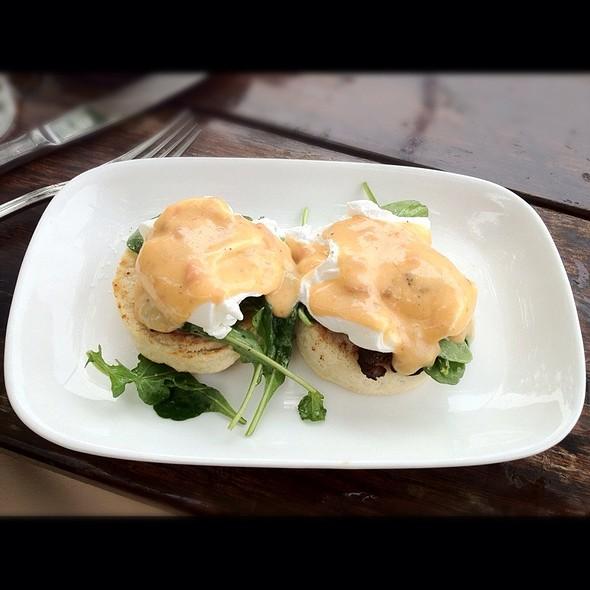 BLT Eggs Benedict @ Old Town Social