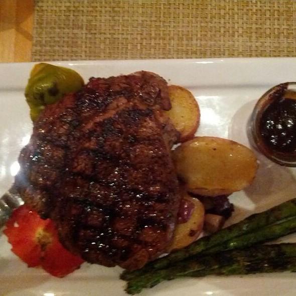 Ribeye Steak @ Tillman's Roadhouse