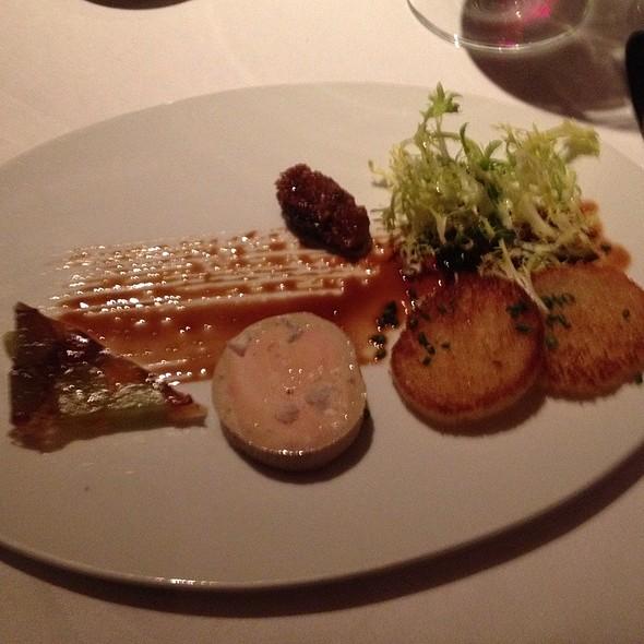 Foie gras Torchon @ Gary Danko Restaurant