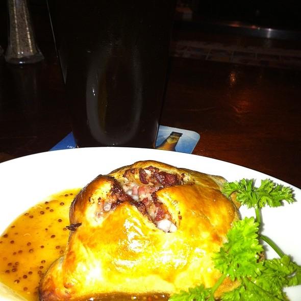 Corned Beef Pasty - Kells Irish Restaurant & Bar, Seattle, WA