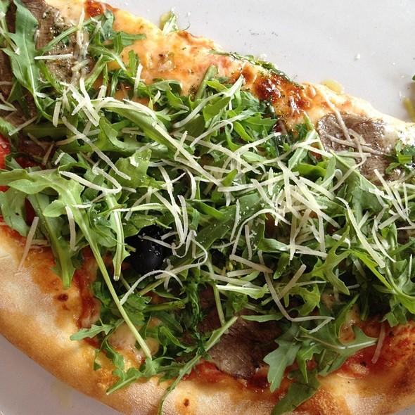 Pizza S Biftekom @ Spizza