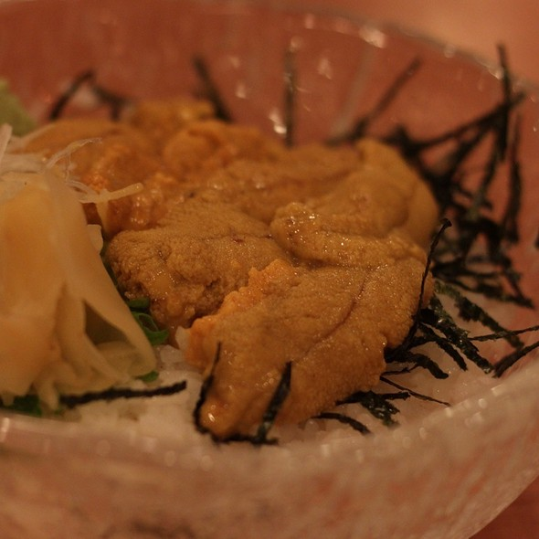 Uni Don @ 大和日本料理
