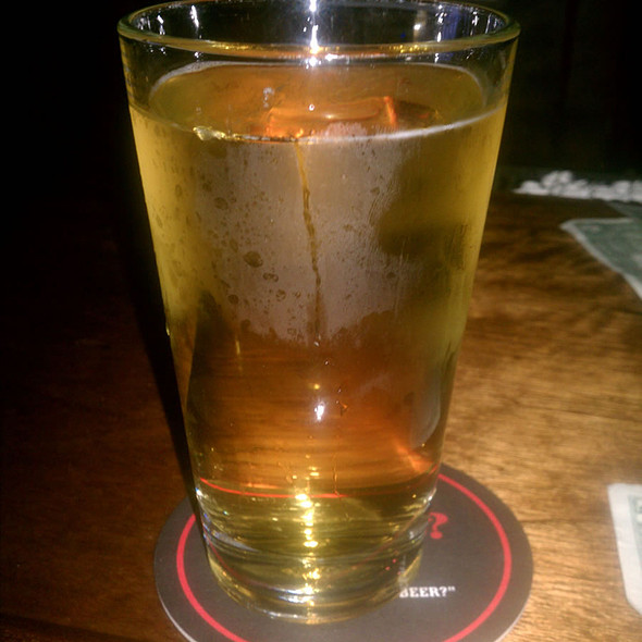 Cider @ Idle Hands Bar