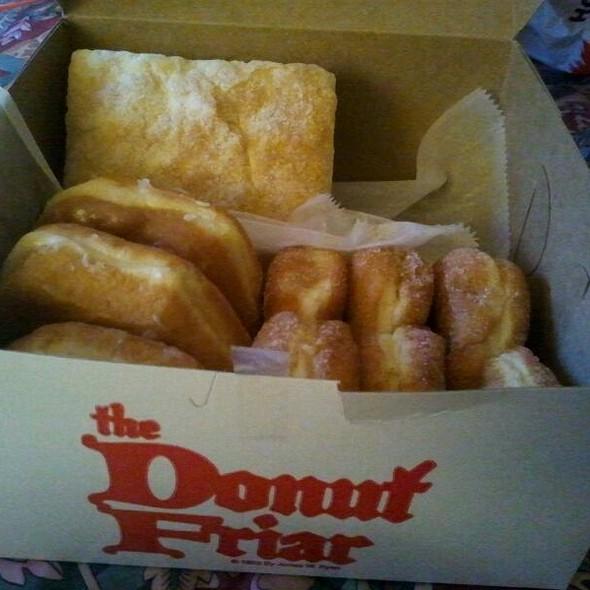 Donuts @ Donut Friar