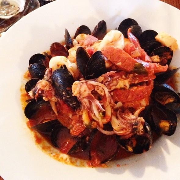 Portugese Stew @ Bookstore & Restaurant