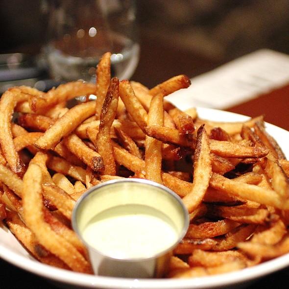 Truffle Fries @ Haven Gastropub