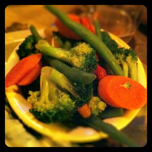 Vegetable Medley @ Stony Creek Roadhouse