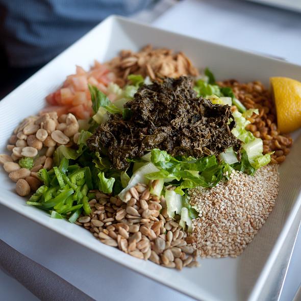 Tea Leaf Salad - Rangoon Ruby Burmese Cuisine - Palo Alto, Palo Alto, CA