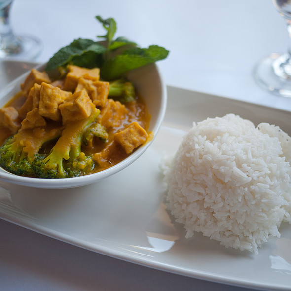 Pumpkin Tofu Stew - Rangoon Ruby Burmese Cuisine - Palo Alto, Palo Alto, CA