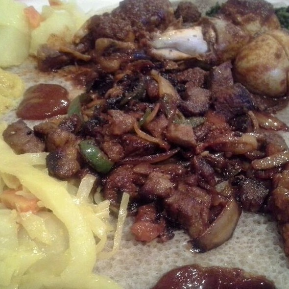 Warka Special @ Warka Ethiopian Restaurant