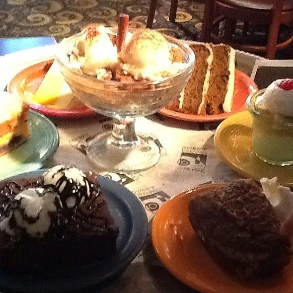 Dessert tray - Sweet Lorraine's - Southfield, Southfield, MI