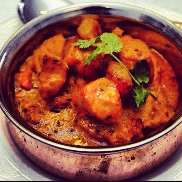 chicken tikka masala @ Sabores De La India