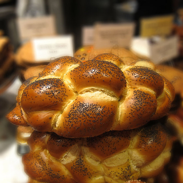 Challah @ Zaro's Bread Basket
