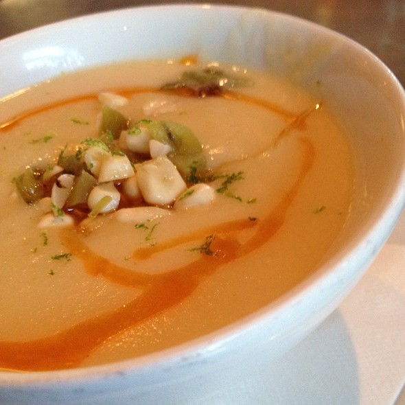 Corn Soup @ St Francis