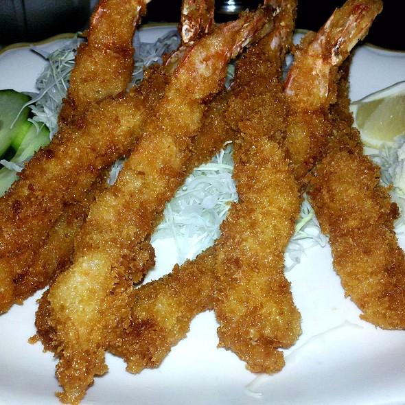 Ebi Fry @ Genji Japanese Restaurant & Karaoke Bar (Wilcrest)