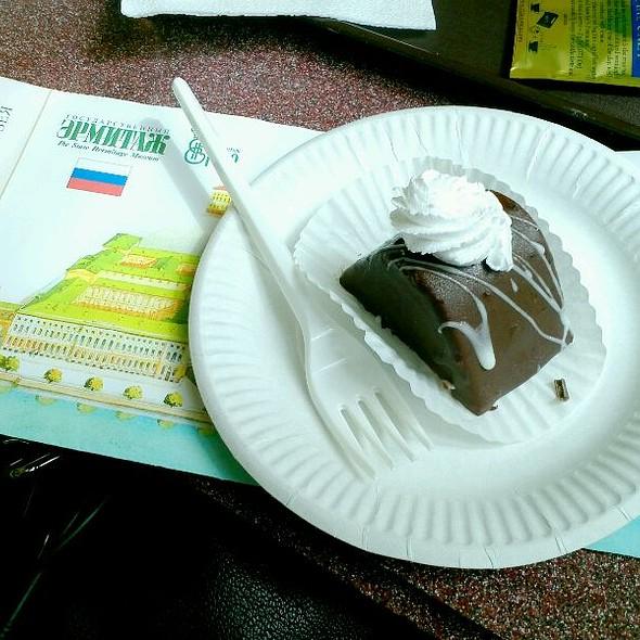 Chocolate Cake @ Эрмитаж / Hermitage