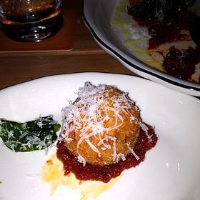 Fried Rice Ball