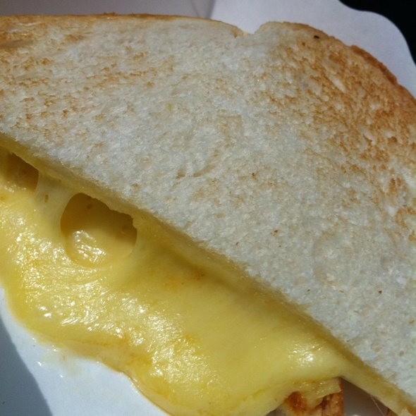 Ham and Cheese Sandwich @ บางหวาน