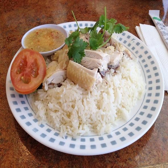 Hainan Ji Fan @ Dong Nguyen Restaurant