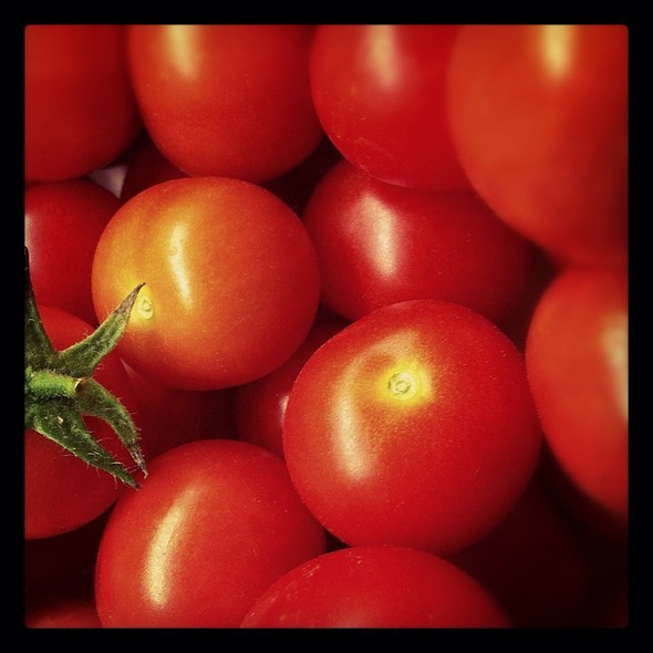 Tomatoes @ Homemade by Federico