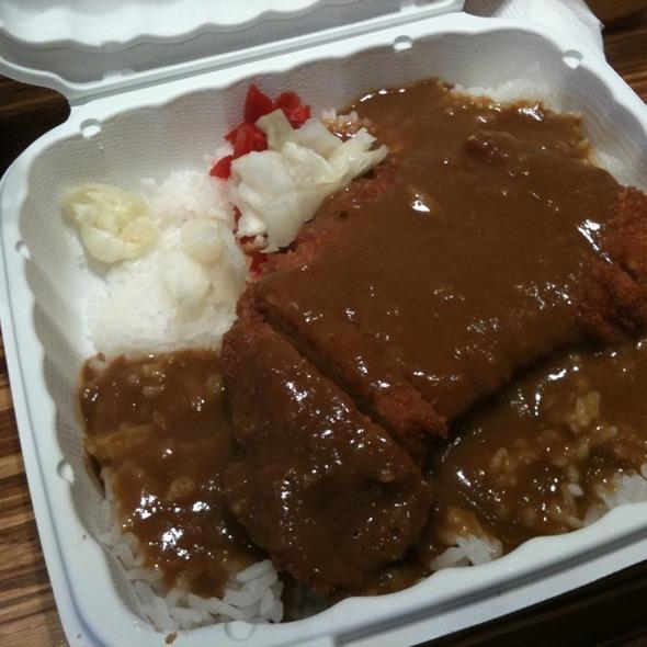 Chicken Katsu Curry @ Muracci's Japanese Grill