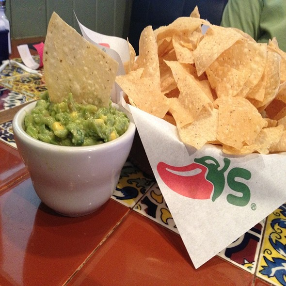Guacamole and Chips @ Chili's