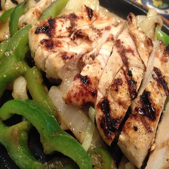 Chicken Fajitas @ Chili's Grill & Bar