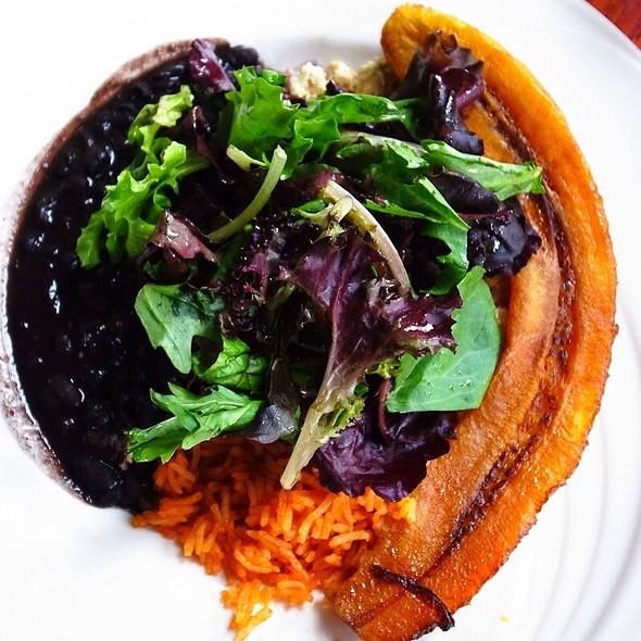 Cuban Brunch @ Spring Street Natural Restaurant