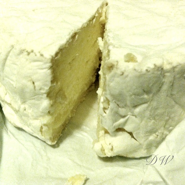 Kinderhook Creek Sheep's Milk Cheese @ New Amsterdam Market