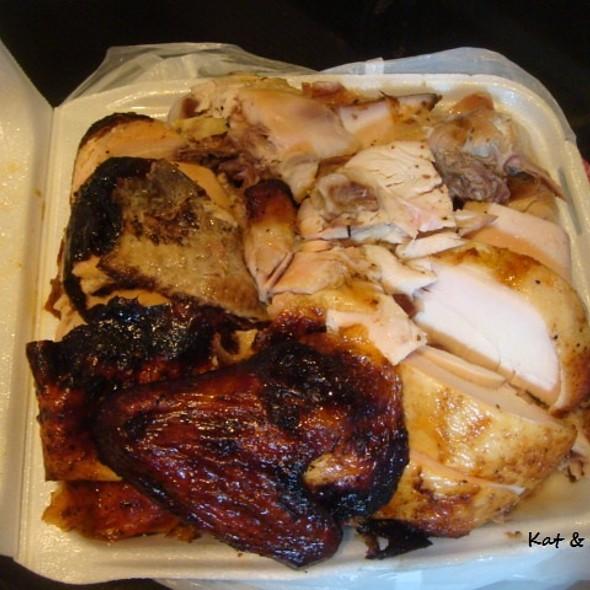 Roast Chicken @ Alicia's Market