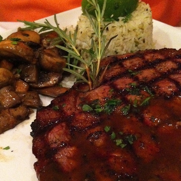 Ribeye Steak - Monty's Steakhouse - Springfield, Springfield, VA