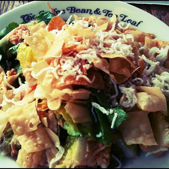 Chinese Chicken Salad @ The Coffee Bean and Tea Leaf