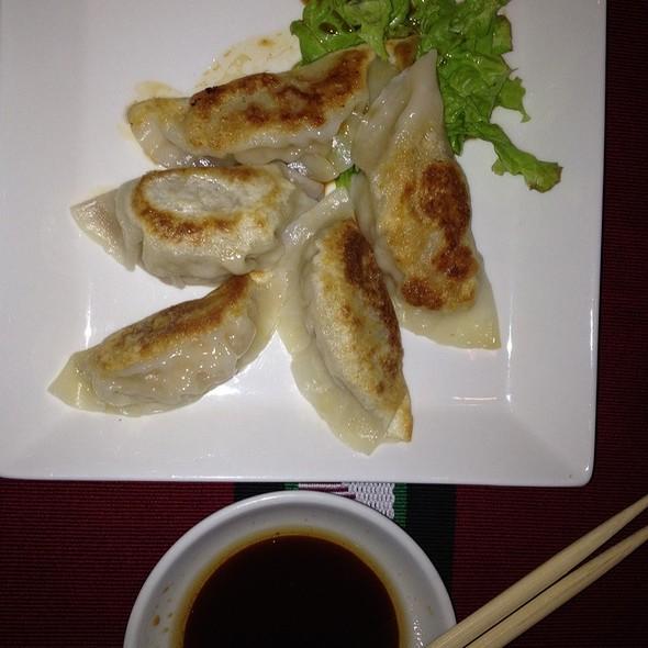 Fried Gyoza @ Baguio Country Club