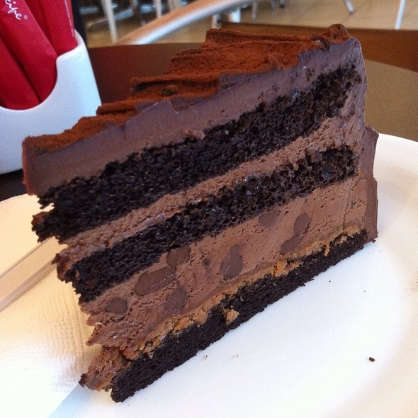 Secret recipe absolute chocolate cake