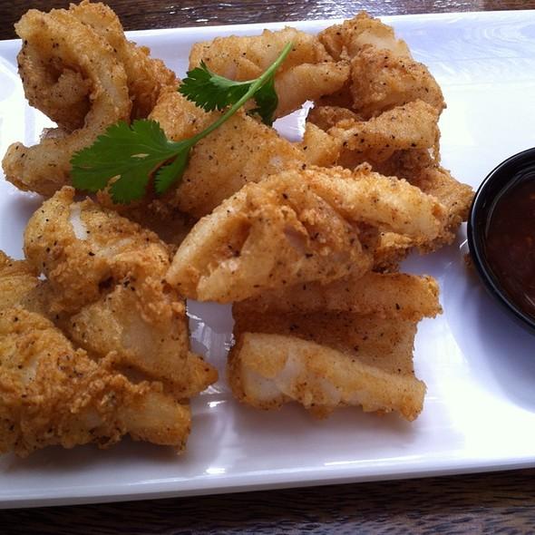 Salt and Pepper Squid @ Bamboo Dumpling Bar