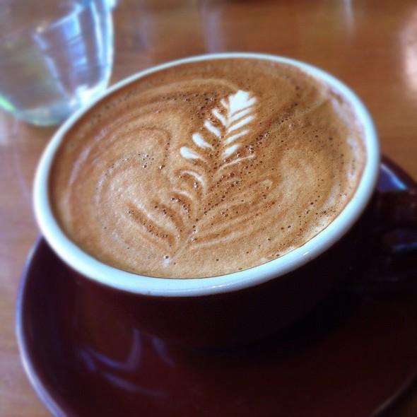Cafe Latte @ Qeleven
